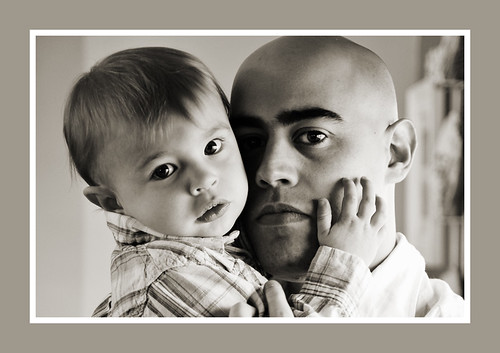 ..father & son..