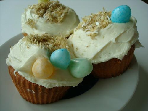 Empty Nester Cupcakes