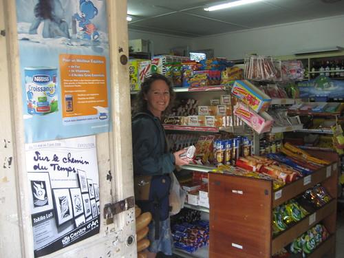 grocery shop Noumea