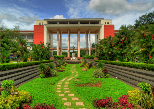 the quezon hall of up diliman the pride of university Up school of urban and regional planning school approx 013 km away address: university of the philippines diliman campus, diliman, quezon city, metro manila, philippines.