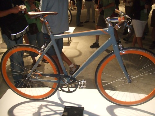 Trek District -- belt drive bike