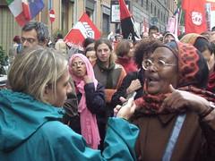 Vai e vivrai. Rome. No racism! October 4 th 2008.