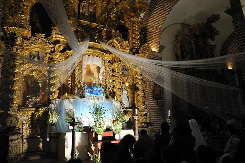 Adoración al Santísimo en Basílica Catedral