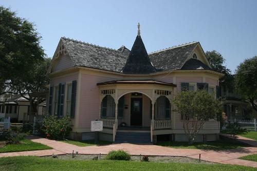 House with soul. Corpus Christi.