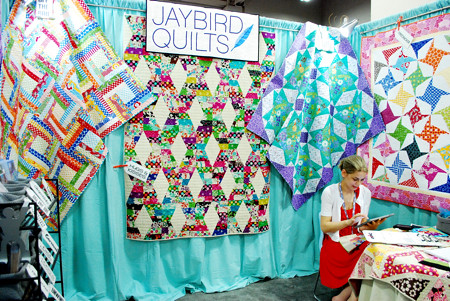 Julie of Jaybird Quilts