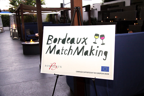 bordeaux wine matchmaking The bordeaux region that produces france's famous red bordeaux wines lies in the southern part of western france, on the atlantic coast the gironde estuary and its two major rivers, the dordogne and the garonne, run through the heart of the region.