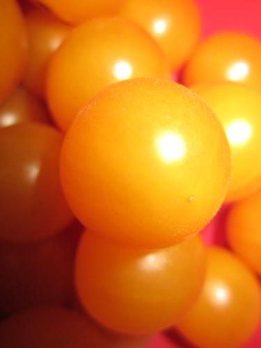 Yellow Sweet Tomatoes