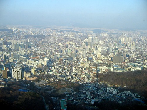 Namsan by blueoceanpalm