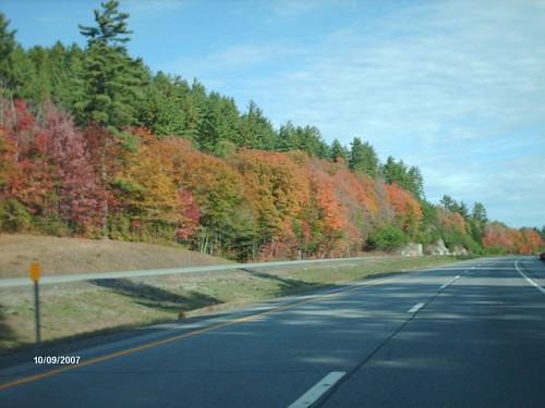 NY interstate 87 (2007 Oct)