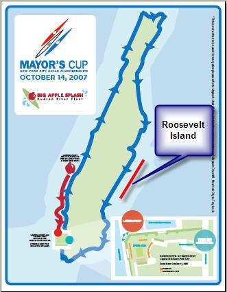 kayak - 2007 mayors cup  race - ri ref