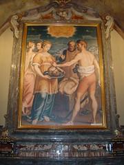 Martirio (poseidonbabiljr) Tags: paint head cut giovanni templars battista montevecchia decollato
