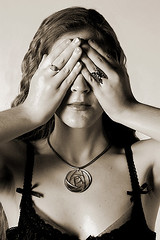 See no evil photo by Heather Holman