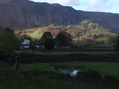 Longthwaite and Castle Cragg in Borrowdale (topdogdjstew) Tags: lakedistrict borrowdale calendarshot longthwaite