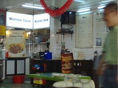 Singapore-style Western food