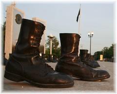 Veterans Memorial Walk (Cindy シンデイー) Tags: memorial mo missouri mia pow veteran