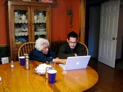 How John learned to use a Mac