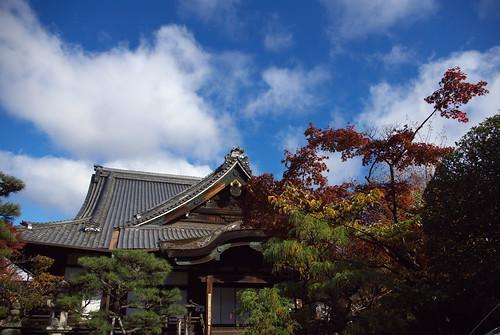Shojokein Temple (清浄華院)