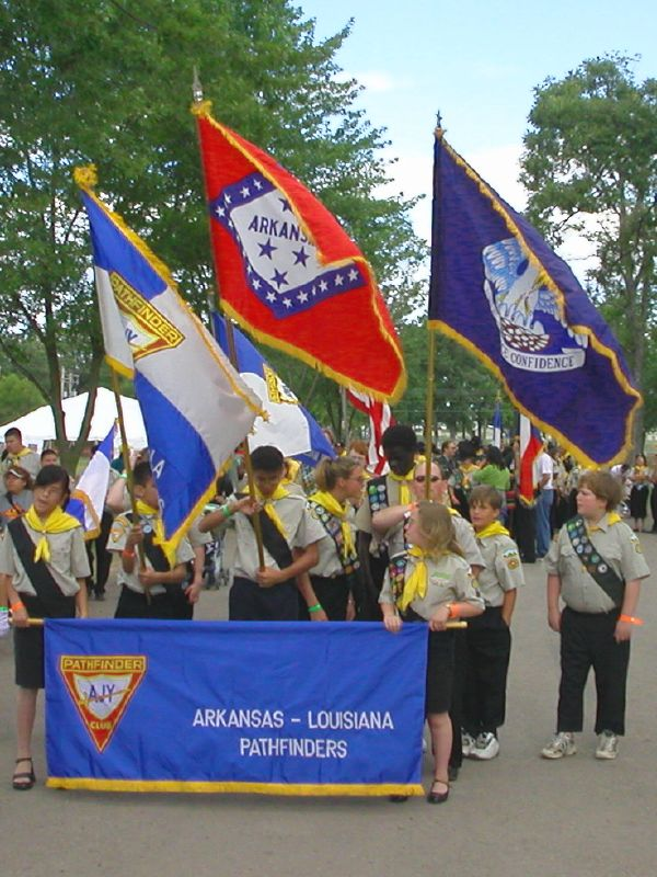 Arkansas Louisiana Pathfinders