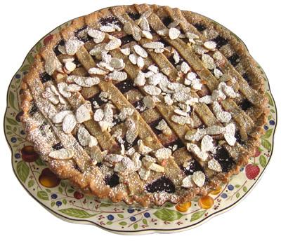 jam torte