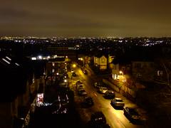 Muswell Hill (Nicobobinus) Tags: london night landscape view viaduct n10 haringey muswellhill londonboroughofharingey parklandwalk northernheights stjamesslane