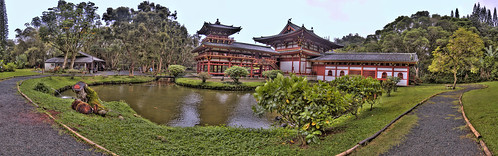 Byodo-In Panorama