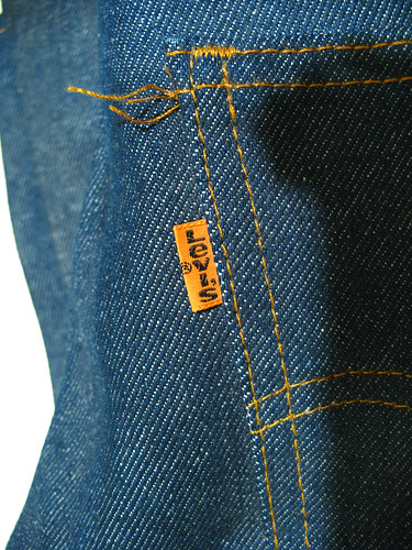 dating levis orange tab