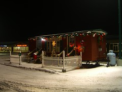 Santa's Workshop, Hambug NY