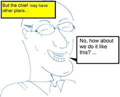 CCD cartoon