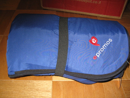 ePromos Blanket with Storage