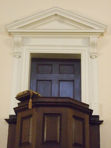 Church pulpits