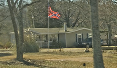Rebel Flag on MLK Day