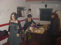 Nel camerino (torrione369) Tags: live norman trave deoverkant