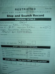 stop and search warrant