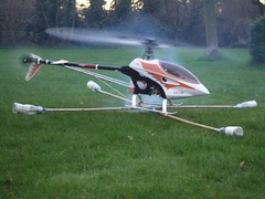 Helicopter 3 (Daniel Hutchinson) Tags: 30 radio flying control flight first helicopter raptor nitro heli