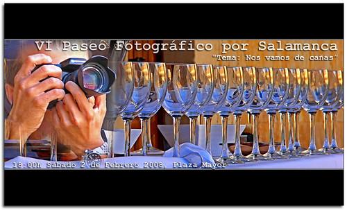 VI Paseo fotografico por Salamanca