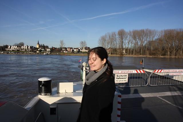 holly on mondorf ferry