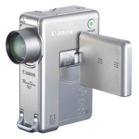 Canon Powershot TX1