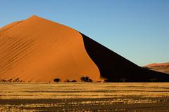 Namib Desert Sand Dune 5 (Patrick Costello) Tags: d50 sand desert dunes namibia namib
