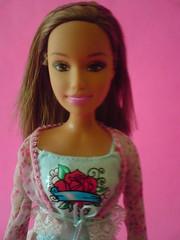 Teresa doll face (Ken darko) Tags: fashion doll dolls barbie teresa mattel fever muñecas