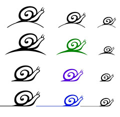 Snail DataPortability (SexySEO) Tags: logo dp dataportability