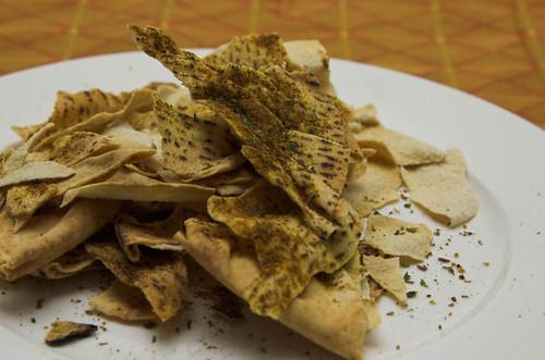 Chickpea bake