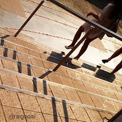 syncrostep (AraiGodai) Tags: interesting stair legs explore step synchronize araigordai raigordai araigodai