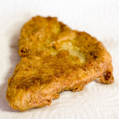 Fried Seitan