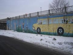 Hamline & Ayd Mill Mural