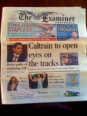 Examiner front page