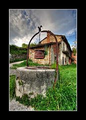 Sink of Desires (turbomg) Tags: tripod explore 1022mm hdr 1022 manfrotto pozzo cascina 10mm montevecchia superbmasterpiece diamondclassphotographer flickrdiamond theperfectphotographer photoexplore overtheshot