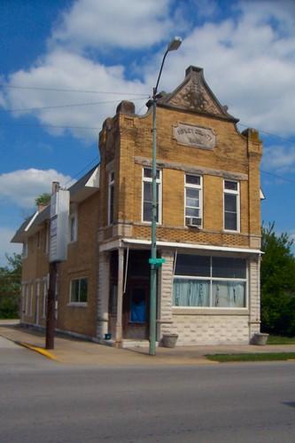 Ripley County Bank, Osgood, Indiana