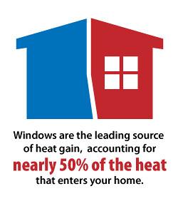 Save heat
