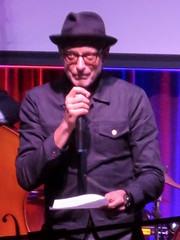 Jeff Goldblum 3 (michaelz1) Tags: livemusic sfsketchfest swedishamericanhall sanfrancisco jeffgoldblum annieellicott