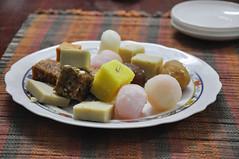 Pakistani Sweets (Friedudyn) Tags: pakistan faisalabad trip home 2016 mithai sweets